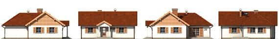 Rodinný dům Evka-pohledy