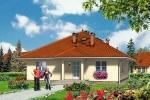 Montovaný rodinný dům-bungalov Kalifornia