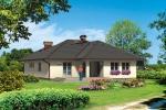 Rodinný dům bungalov Silver GL 360