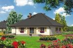 Přízemní dům-bungalov Medvědinec