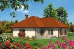 Přízemní dům-bungalov Hacienda
