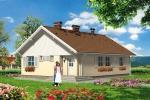 Rodinný dům Ametyst GL 61