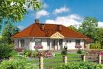 Rodinný dům Arka GL 118