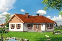 Rodinný dům Evka