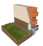 Zděný dům konstrukce Porotherm EKO